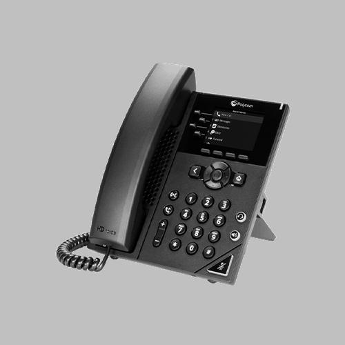 ip телефон черного цвета