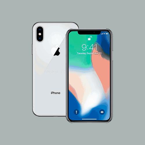 iphone вид спереди и сзади