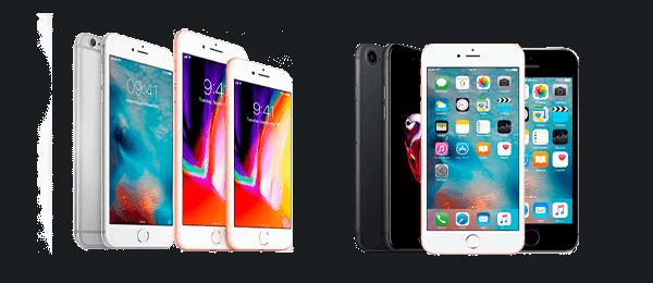 айфоны разные модели