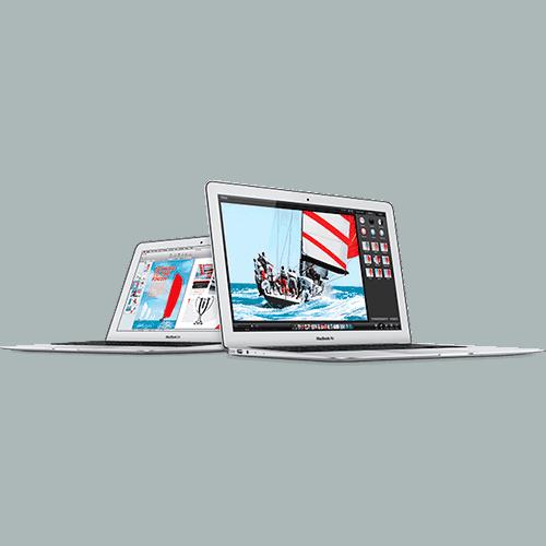 macbook белые