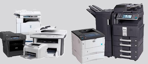 принтеры и мфу, офисные копиры