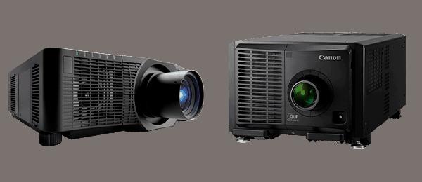 проекторы canon DLP