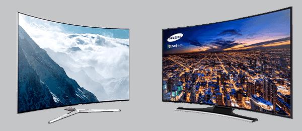 телевизоры samsung с подставками