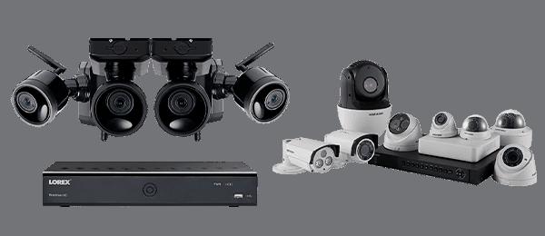 регистраторы с аналоговыми и цифровыми камерами